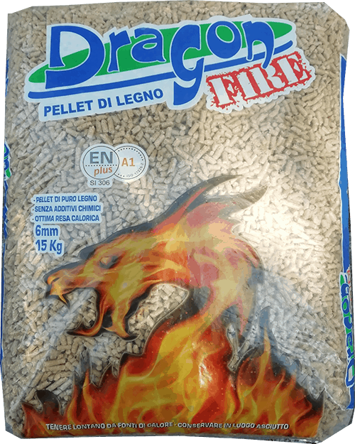 Gruppi Acquisto Pellet Dragon Fire