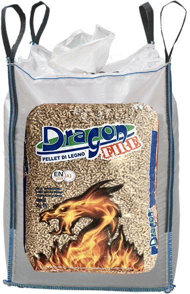 Dragon Fire Big Bag