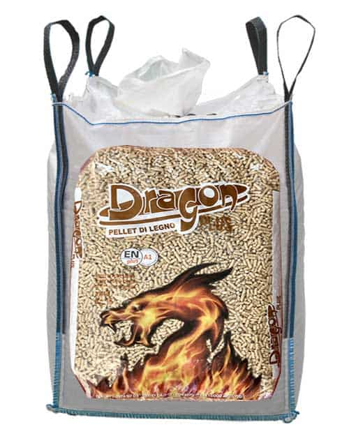Pellet Dragon Plus