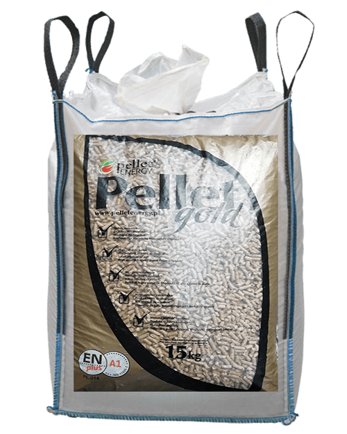pellet Gold Big Bag