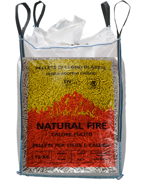 Natural Fire BB