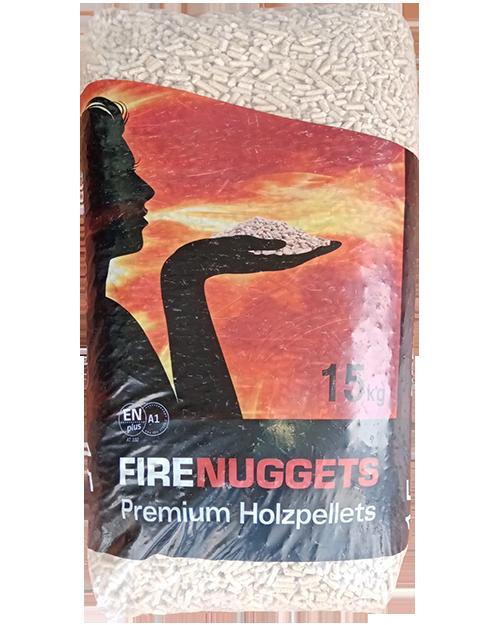 pellet Fire Nuggets
